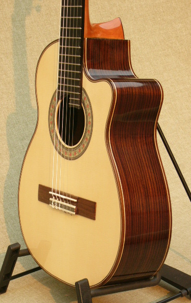 Arias Requinto 1A - Indian Rosewood